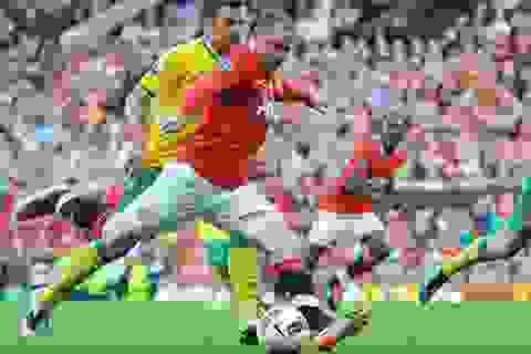 11 bàn thắng đẹp nhất Premier League 2012/13
