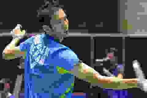 Tiến Minh nhận thất bại thứ 2 tại giải Ấn Độ