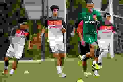 Đội tuyển Việt Nam tổn thất lực lượng trước ngày đi Qatar