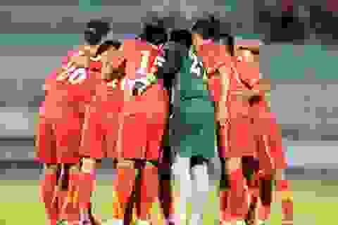 U23 Việt Nam: Điều quan trọng là đặt đôi chân trên mặt đất