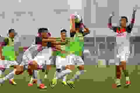 Đội tuyển Việt Nam lên đường đi Qatar