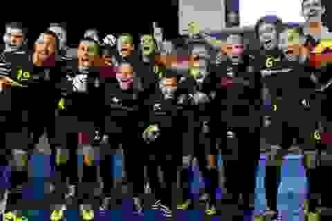 Bỉ và Thụy Sỹ đoạt vé dự World Cup 2014