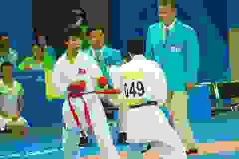 """Sự trở lại của hai """"nữ hoàng karate"""" Việt Nam"""