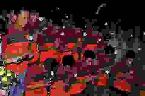 U19 Việt Nam được nhận Huy hiệu Đại tướng Võ Nguyên Giáp