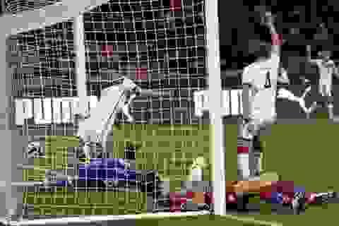 Italia và Đức bất phân thắng bại tại Giuseppe Meazza