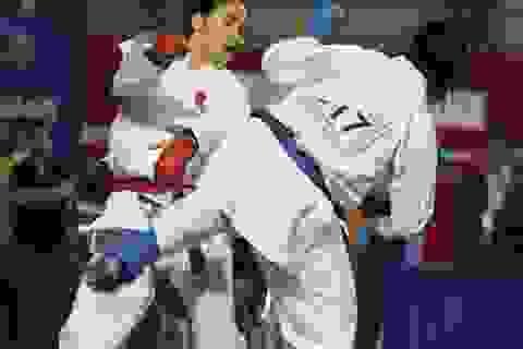 Karate Việt Nam quyết lọt tốp 3 SEA Games 27