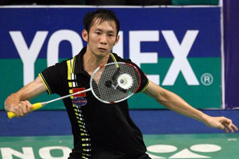 Tiến Minh thua ngay ở vòng 1 giải Hong Kong