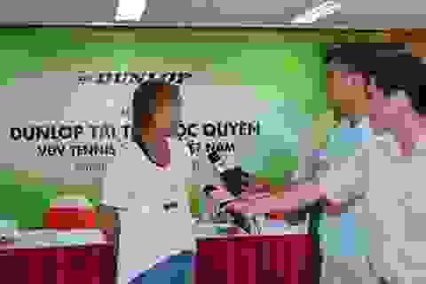 """Cây vợt Đài Trang: """"Tôi làm mọi việc đều bằng niềm đam mê"""""""