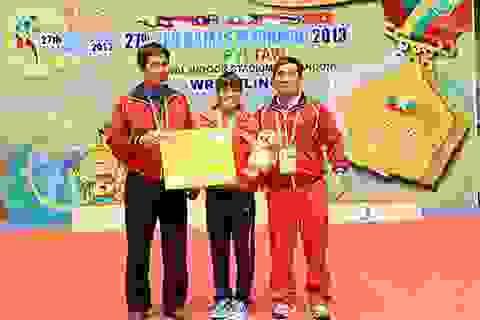Vật tỏa sáng, Việt Nam đã có 9 HCV ở SEA Games 27