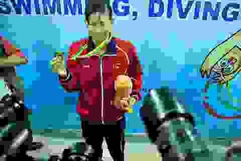 Điều tuyệt vời đến từ Nguyễn Thị Ánh Viên