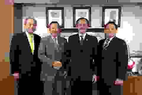 Lộ diện chuyên gia Nhật Bản làm trưởng giải V-League 2014