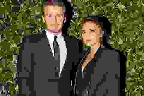 """David Beckham dành thời gian """"xả hơi"""" cùng gia đình"""