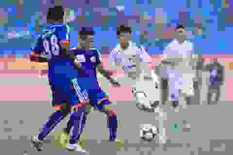Than Quảng Ninh gục ngã trước SL Nghệ An trên sân nhà