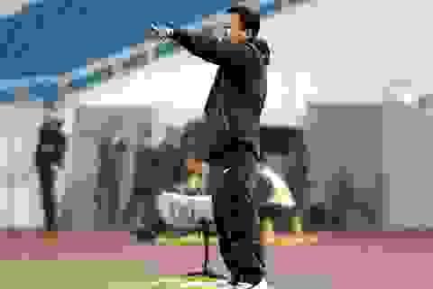 HLV Hoàng Văn Phúc cân nhắc ở lại dẫn dắt tuyển Việt Nam