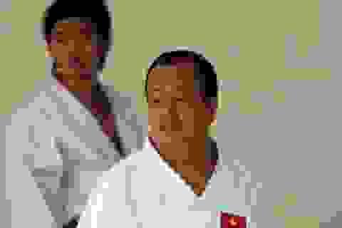 HLV Lê Công bất ngờ chia tay đội tuyển karate Việt Nam
