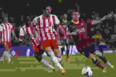 Chiêm ngưỡng siêu phẩm đá phạt của Lionel Messi
