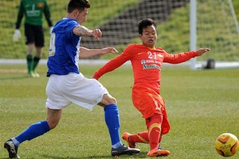 U19 Việt Nam có trận đấu hay nhất tại Anh