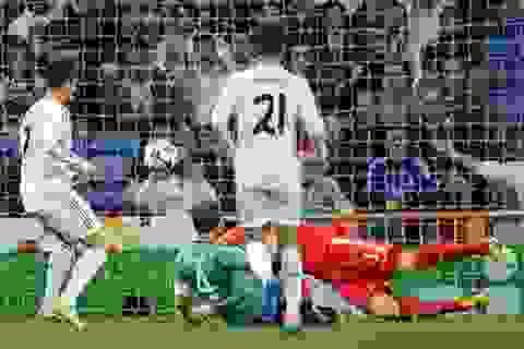 Hạ gục Schalke, Real Madrid oai hùng tiến vào tứ kết