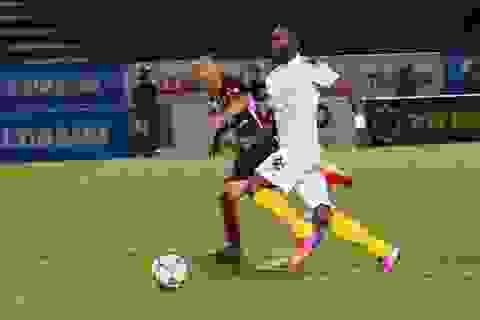 Hà Nội T&T thua trận đầu tại cúp châu Á