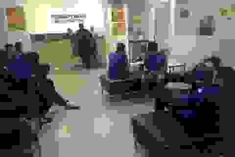 Bị chơi xấu, hàng loạt cầu thủ Hà Nội T&T phải nhập viện