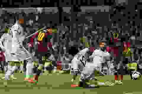 Messi lập hattrick, Barcelona hạ gục Real Madrid đầy nghẹt thở
