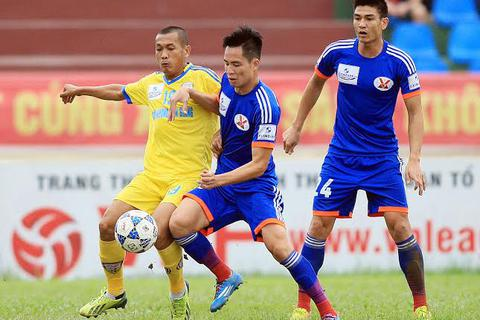 Than Quảng Ninh dễ dàng đánh bại An Giang trên sân nhà