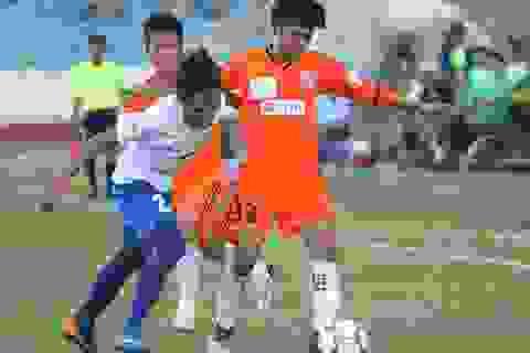 SHB Đà Nẵng bất phân thắng bại cùng HA Gia Lai