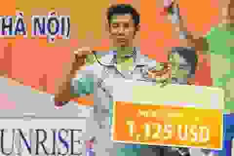 Tiến Minh khởi đầu chật vật tại giải Singapore