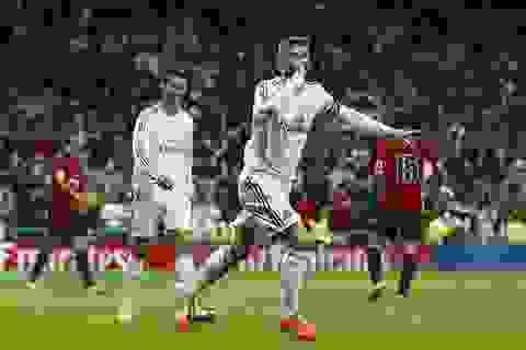 C. Ronaldo lập cú đúp, Real Madrid thắng đậm Osasuna
