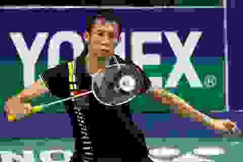 Tiến Minh bị loại ngay vòng 1 tại giải vô địch châu Á