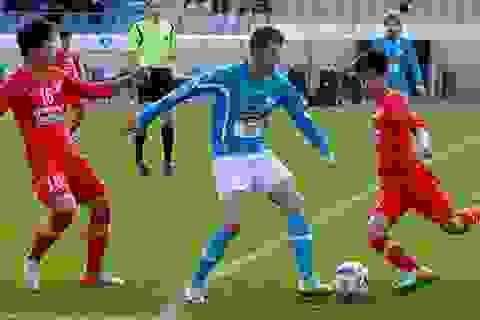 U19 Việt Nam thua KV Turnhout ở trận đấu cuối tại châu Âu