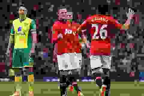 Đội tuyển Anh âu lo với chấn thương của Rooney
