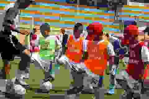 Học bóng đá miễn phí với HLV Nhật Bản tại Hà Nội
