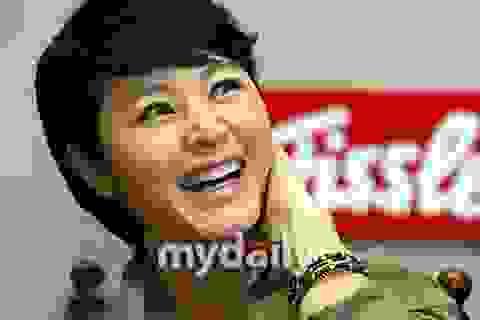 Kim Hye Soo - Vẻ rạng rỡ của người phụ nữ đang yêu