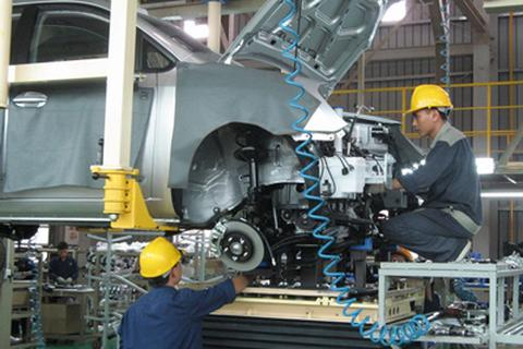 HSBC nâng triển vọng tăng trưởng GDP Việt Nam năm 2014 lên 5,6%