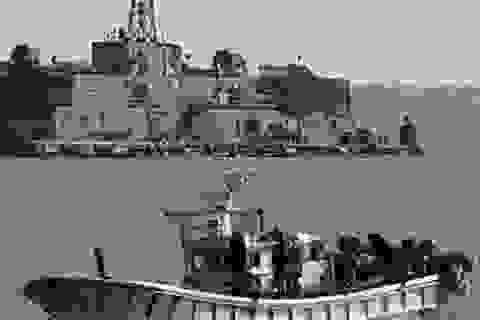 """""""Triều Tiên bắt giữ tàu đánh cá Hàn Quốc"""""""