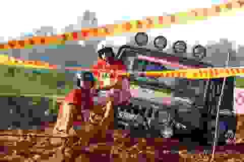 Giải đua xe địa hình Việt Nam 2015 sẽ được tổ chức tại Hà Nội