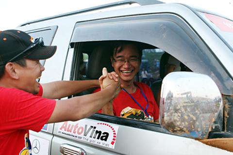 Những tay lái vàng tại VOC 2010