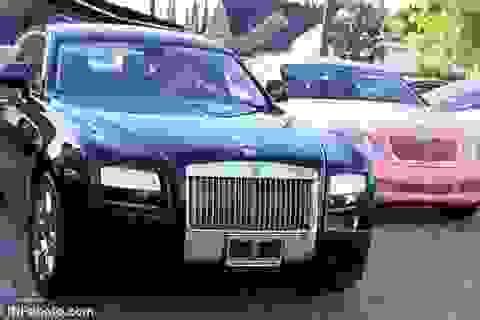 """Rolls-Royce Ghost vào """"tầm ngắm"""" của Paris Hilton"""