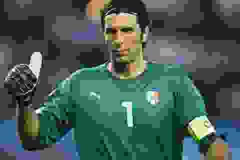 Buffon từng muốn chối bỏ Juventus