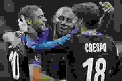 Nhọc nhằn hạ Genoa, Inter vào Tứ kết gặp Roma