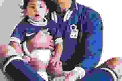 Con trai Maldini gia nhập Milan