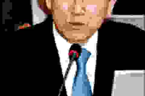 Ngoại trưởng Hàn Quốc được bầu làm Tổng thư ký LHQ