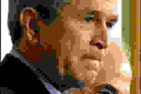 Số người Mỹ không hài lòng với Tổng thống Bush tăng kỷ lục