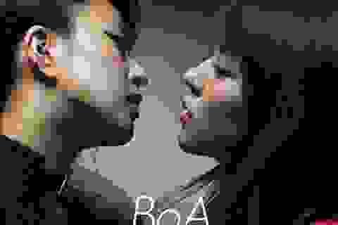 BoA ra mắt bìa đĩa mới