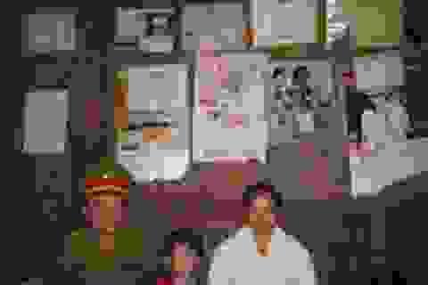 Gia đình hiếu học ở miền Tây xứ Nghệ