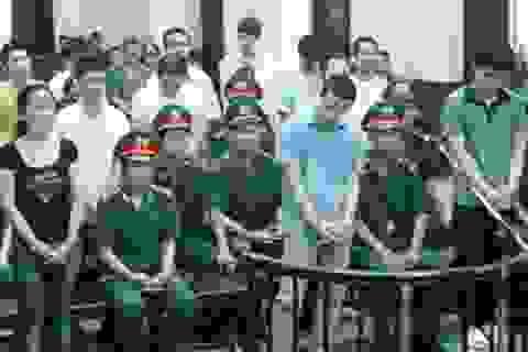 Vợ chồng chủ đường dây chuyển ma túy xuyên Việt chia án tử hình