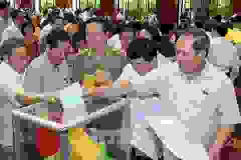 Không đưa việc lấy phiếu tín nhiệm vào luật Tổ chức Quốc hội