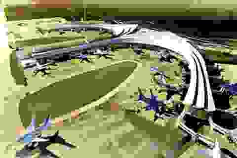 Bộ trưởng Thăng: Khởi công sân bay Long Thành vào năm 2019