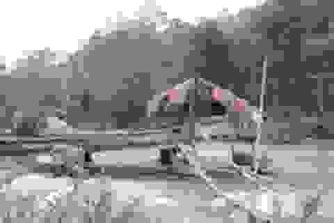 Kỳ thú săn cá sông Luồng